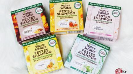 Garnier Wahre Schätze Festes Shampoo