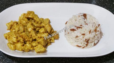 Hähnchen Curry 10