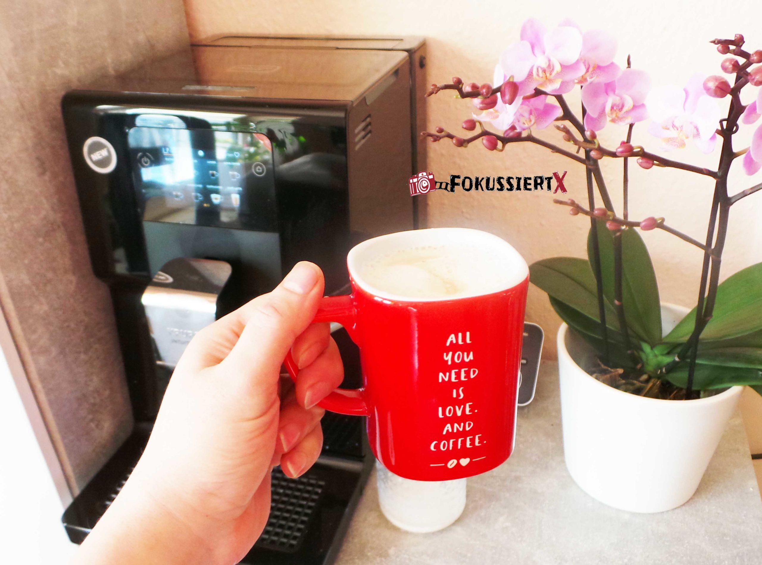 Krups Intuition Preference EA8738 Kaffeevollautomat