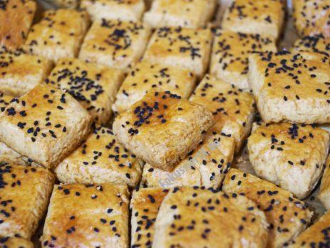 Türkische Kekse - lange haltbar