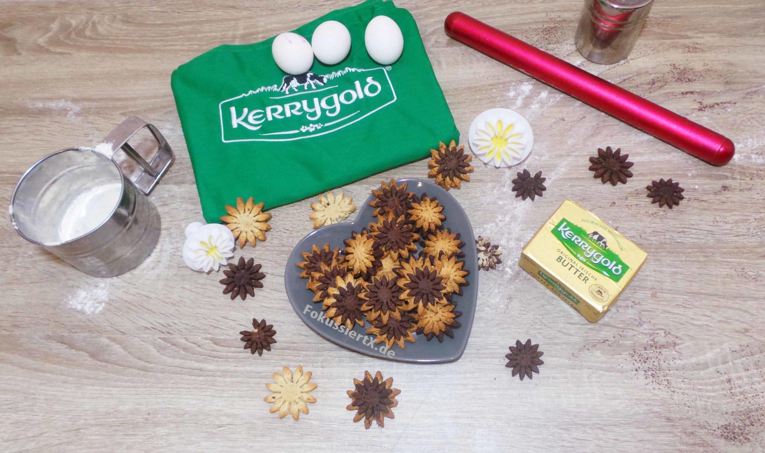 Haselnuss Kakao Kekse - FokussiertX